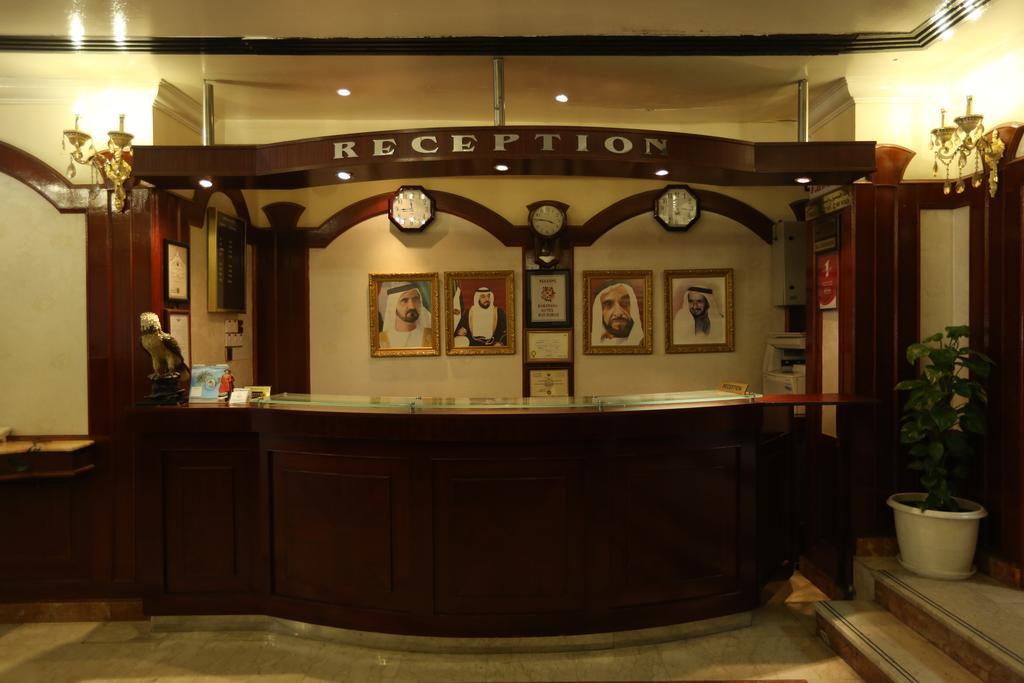 هتل پانوراما بر دبی