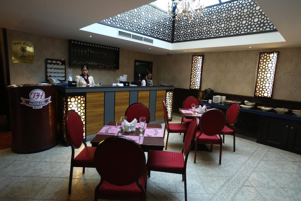 رستوران ها و امکانات رفاهی هتل پانوراما بر دبی