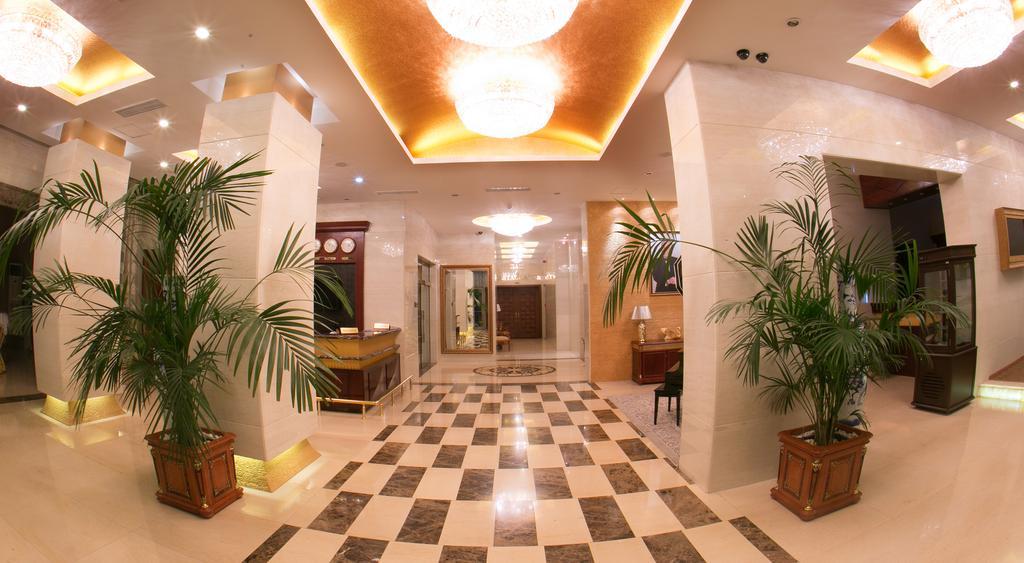 هتل گلدن کاست باکو