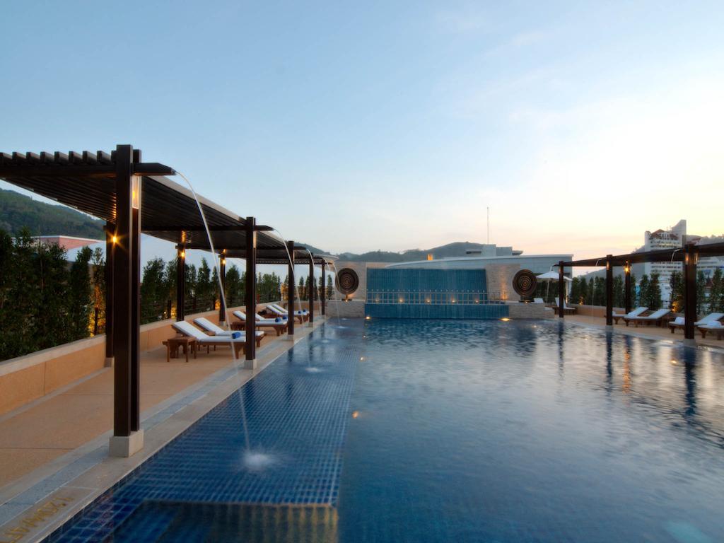 رستوران ها و امکانات رفاهی هتل میلنیوم پوکت تایلند