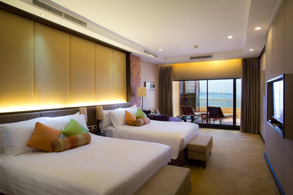 اتاق های هتل دوسیت تانی پاتایا تایلند