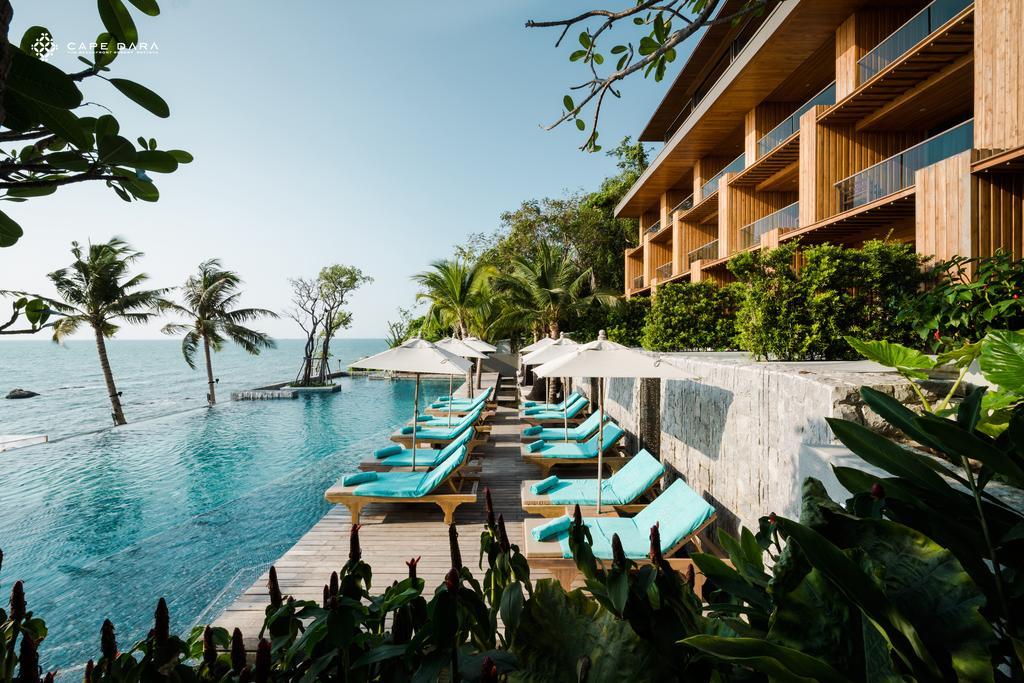 هتل کیپ دارا ریزورت پاتایا تایلند