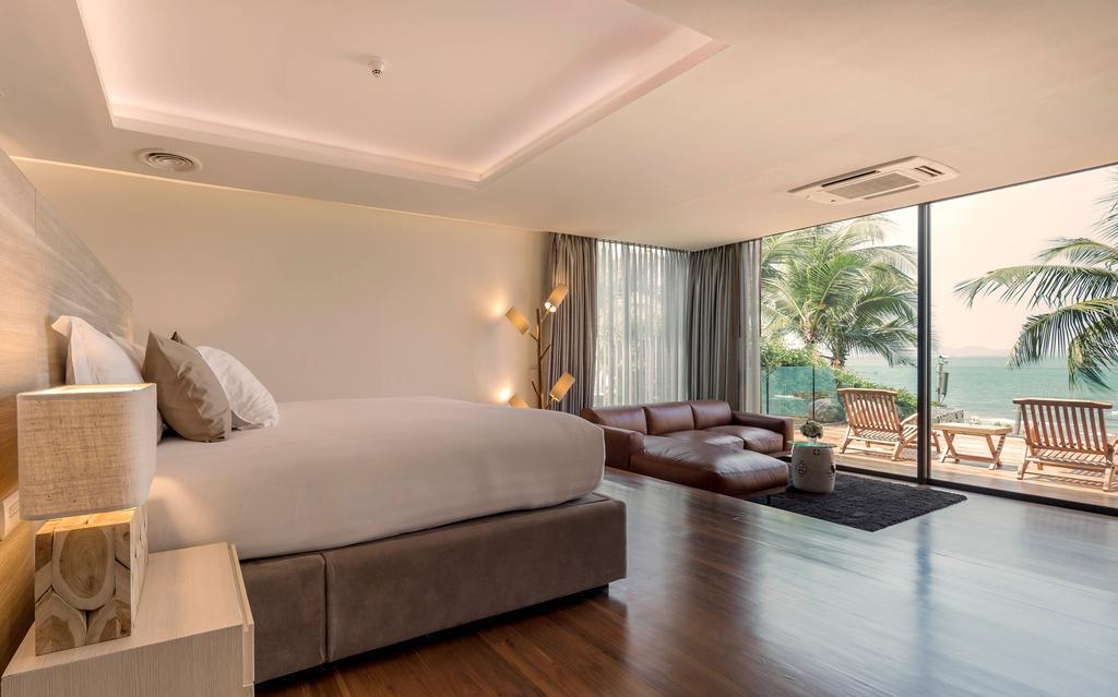 اتاق های هتل کیپ دارا ریزورت پاتایا تایلند