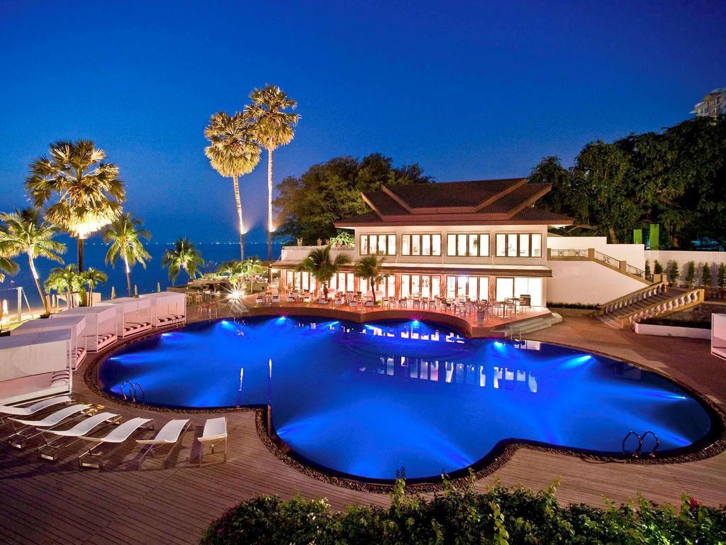 امکانات رفاهی و رستوران های هتل پولمن جی پاتایا تایلند