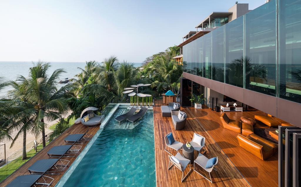 رستوران ها و امکانات رفاهی هتل کیپ دارا ریزورت پاتایا تایلند