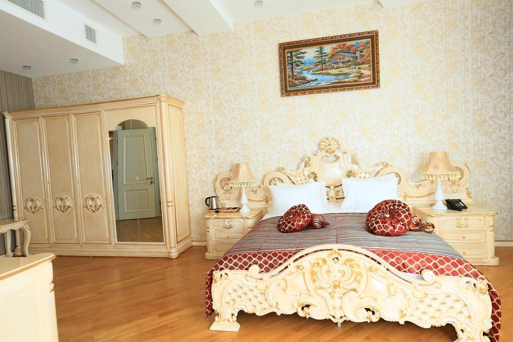 اتاق های هتل اسپرینگ باکو