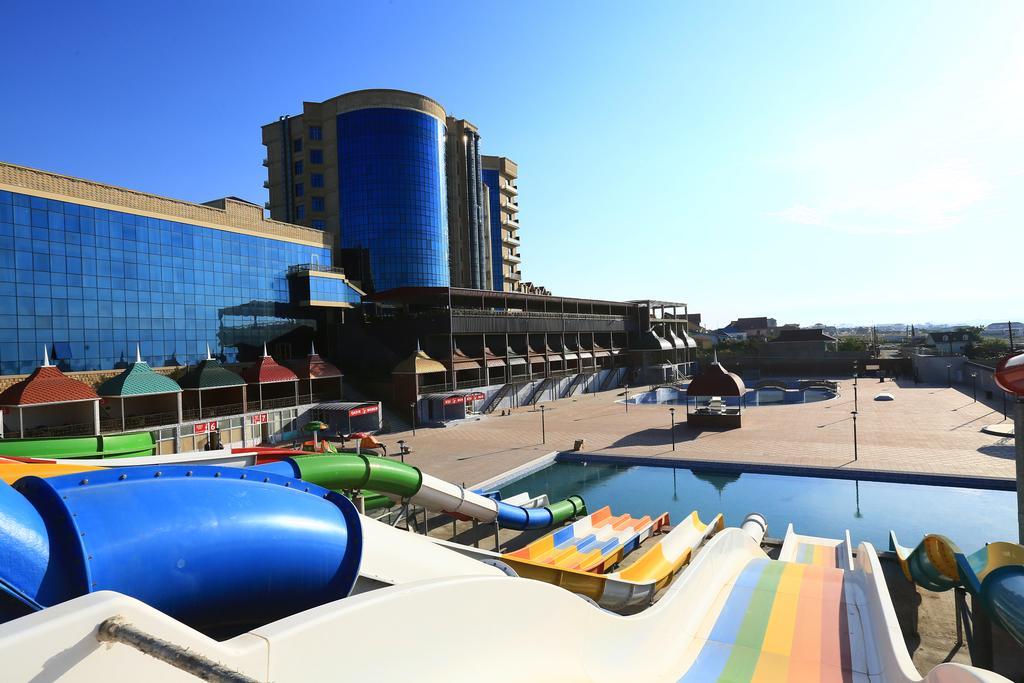 امکانات رفاهی و رستوران های هتل اسپرینگ باکو