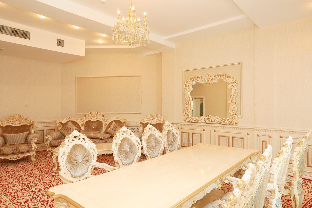 هتل اسپرینگ باکو