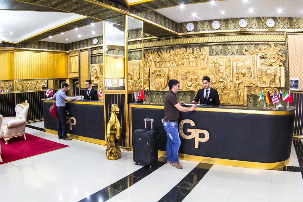 هتل گورگود باکو