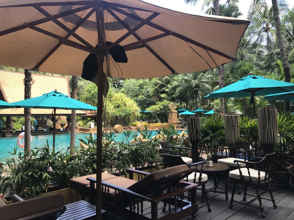 رستوران ها و امکانات رفاهی هتل آوانی ریزورت پاتایا تایلند