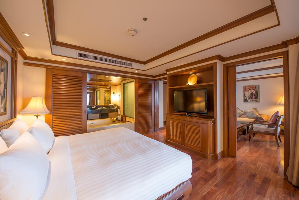 اتاق های هتل آوانی ریزورت پاتایا تایلند