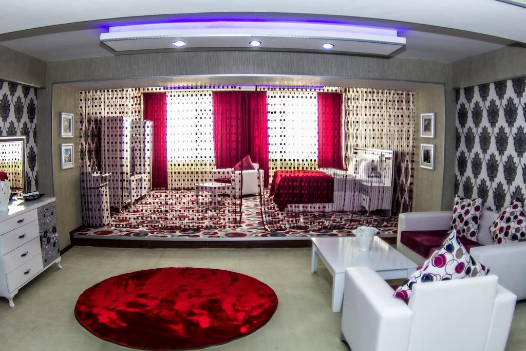 اتاق های هتل گورگود باکو