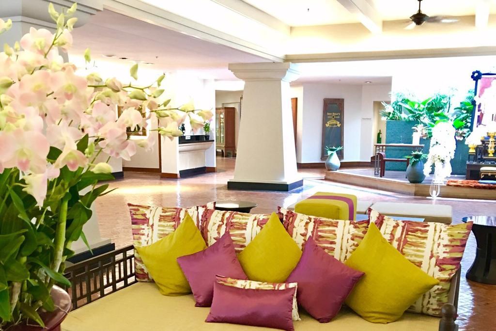 هتل آوانی ریزورت پاتایا تایلند