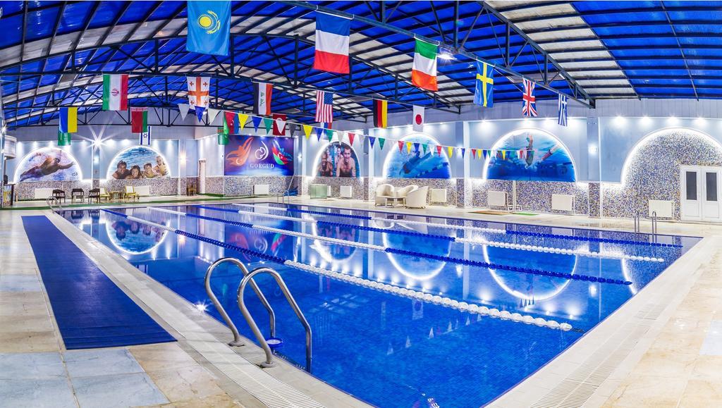امکانات رفاهی و رستوران های هتل گورگود باکو