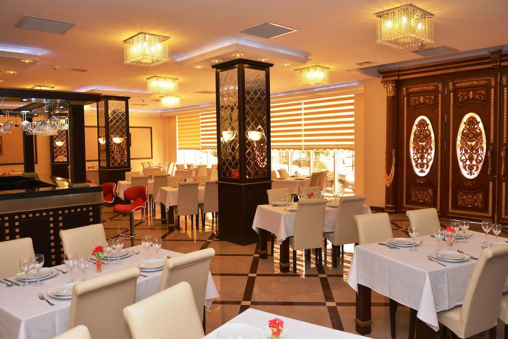 رستوران ها و امکانات رفاهی هتل عسکر باکو