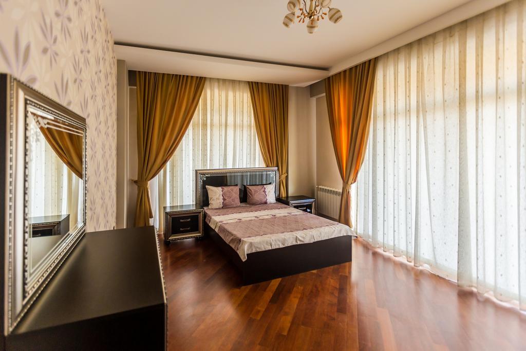 اتاق های هتل عسکر باکو