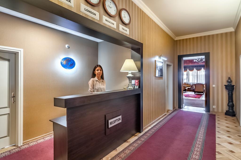 هتل پرستیژ پالاس تفلیس گرجستان