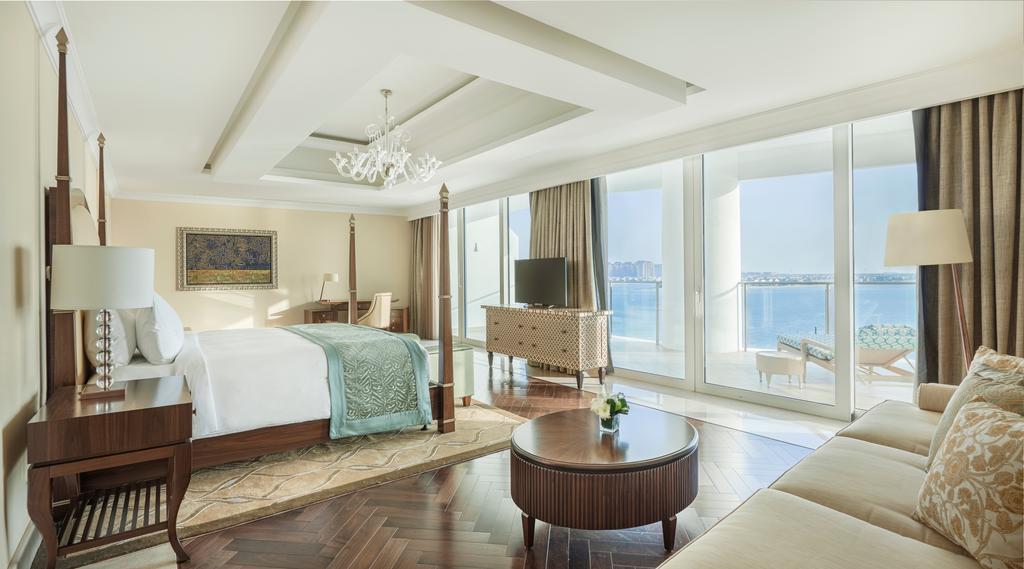 اتاق های هتل والدورف آستوریا دبی