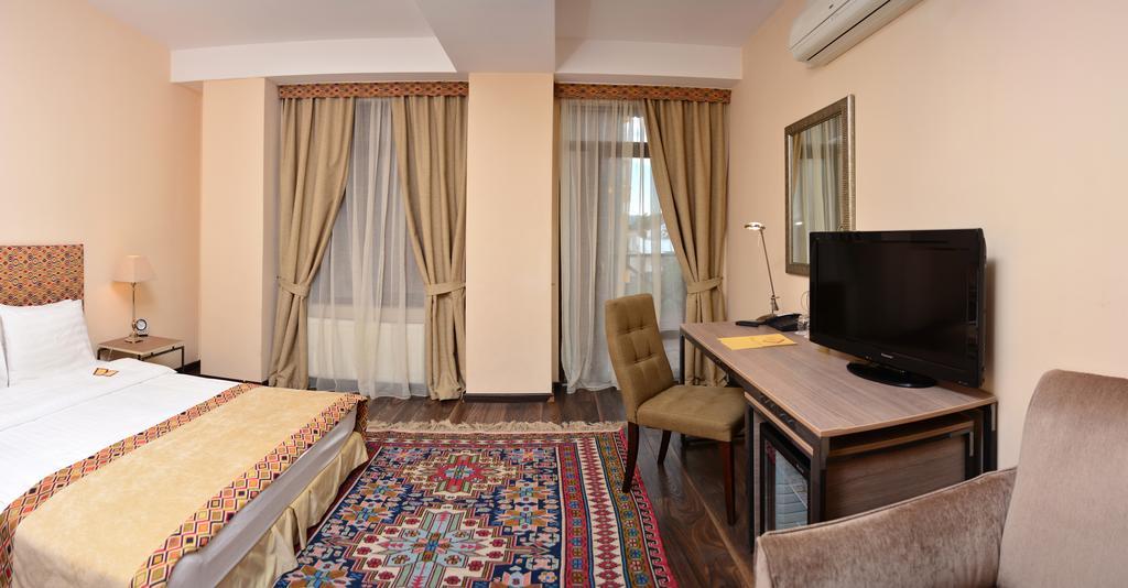 اتاق های هتل بتسیس تفلیس گرجستان