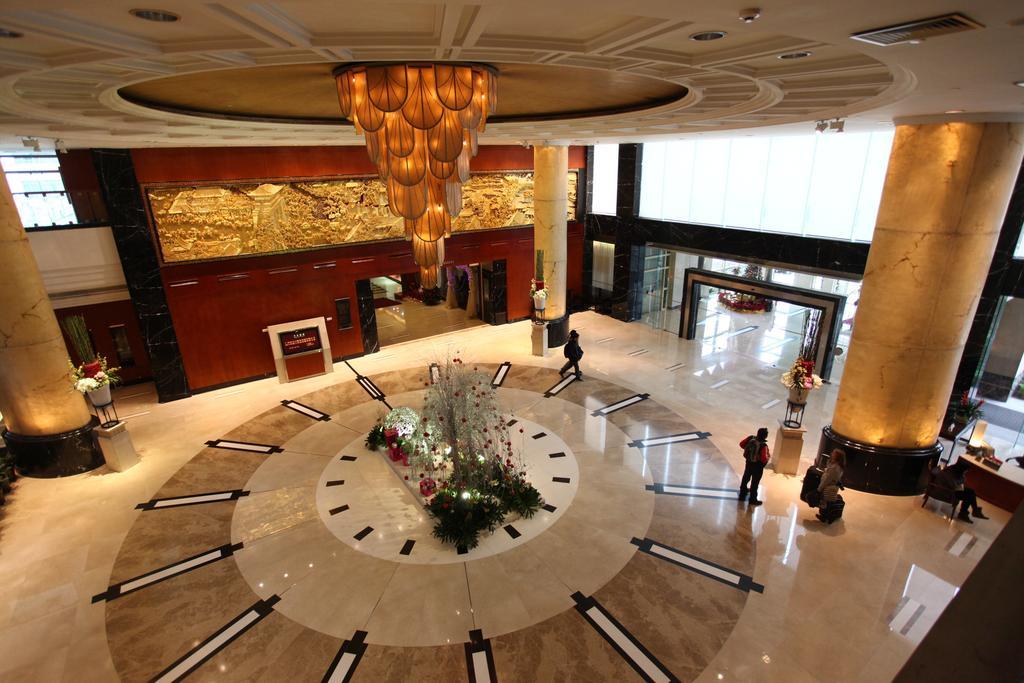 هتل دانگ فنگ گوانجو چین