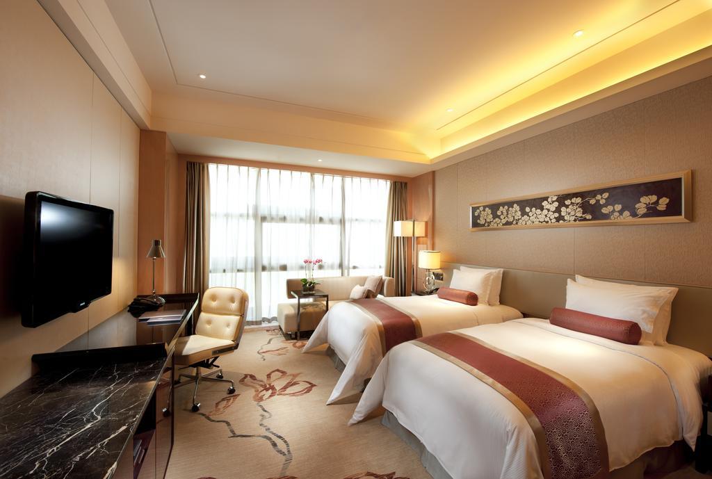 اتاق های هتل هیلتون گوانجو بیون چین