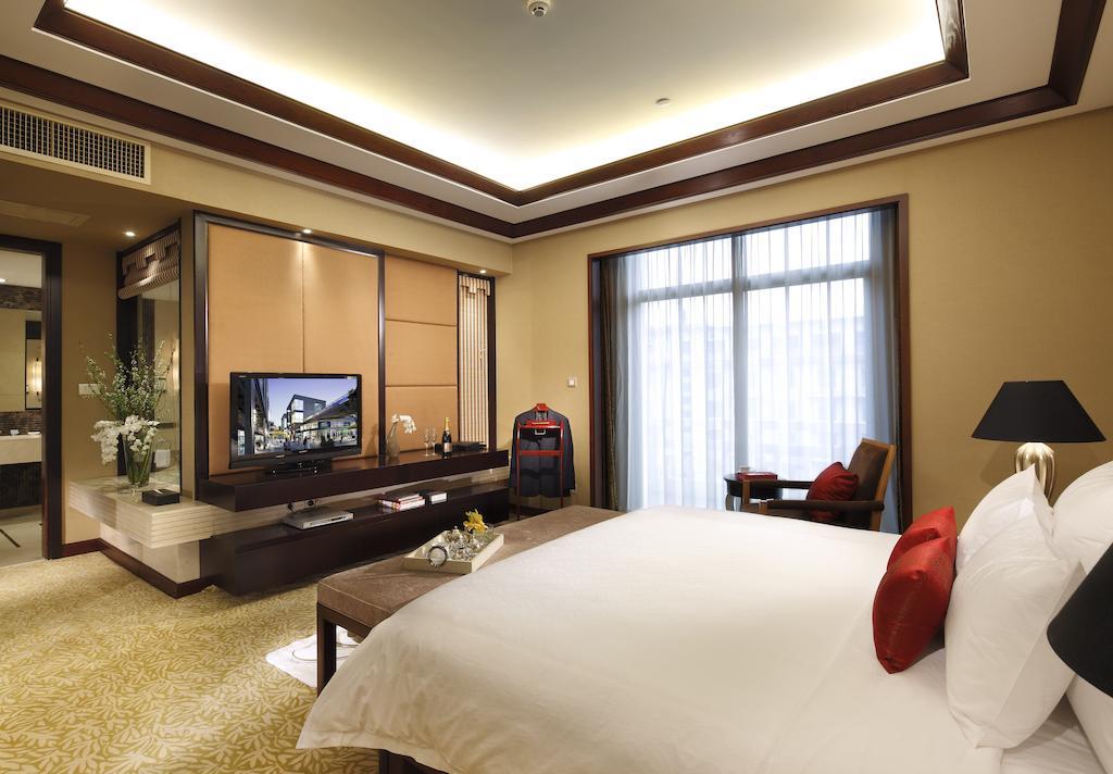 اتاق های هتل دانگ فنگ گوانجو چین