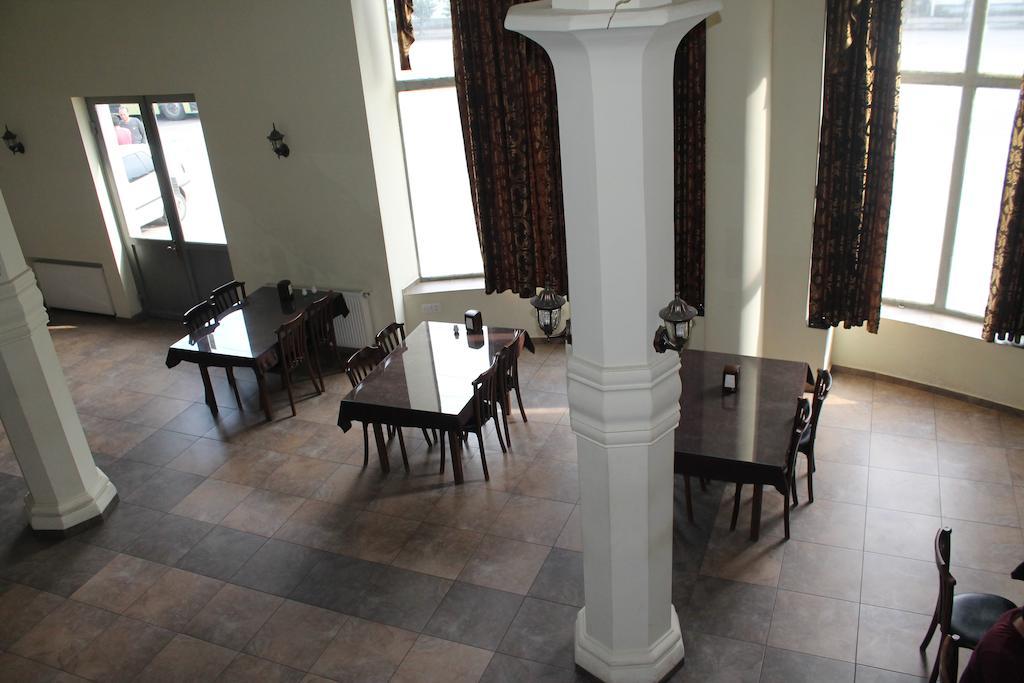 رستوران ها و امکانات رفاهی هتل prime گرجستان