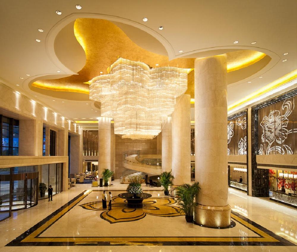 هتل هیلتون گوانجو بیون چین
