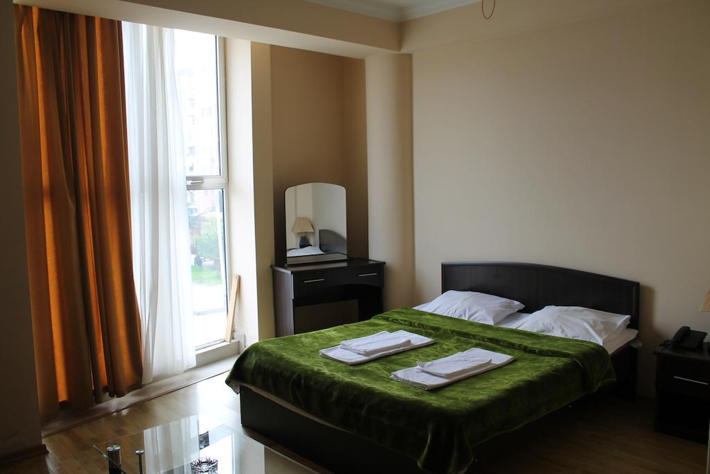 اتاق های هتل prime گرجستان