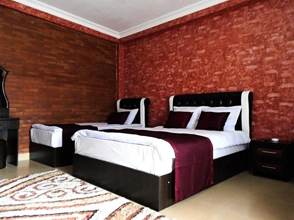 اتاق های هتل anadolu گرجستان