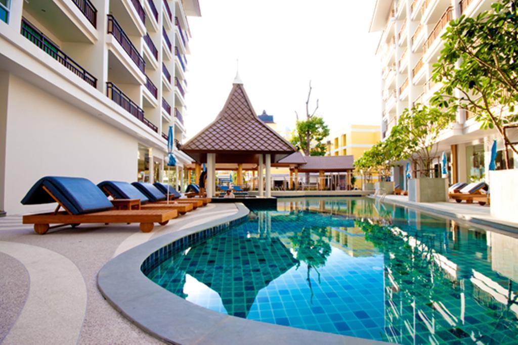 رستوران ها و امکانات رفاهی هتل کریستال پالاس پاتایا تایلند