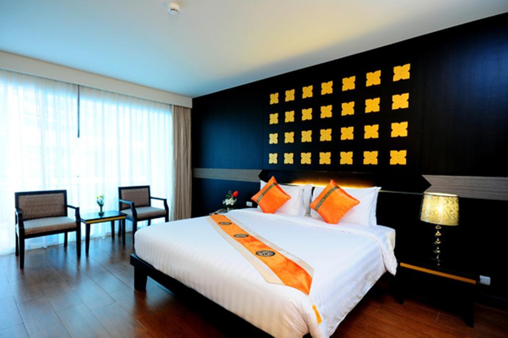 اتاق های هتل کریستال پالاس پاتایا تایلند