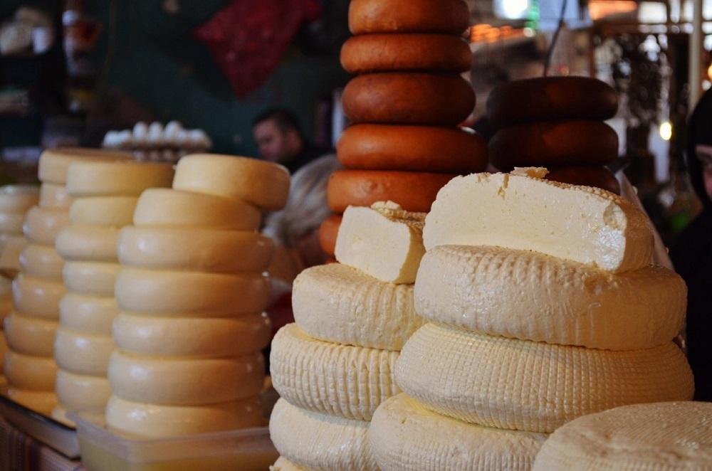 پنیر گرجی