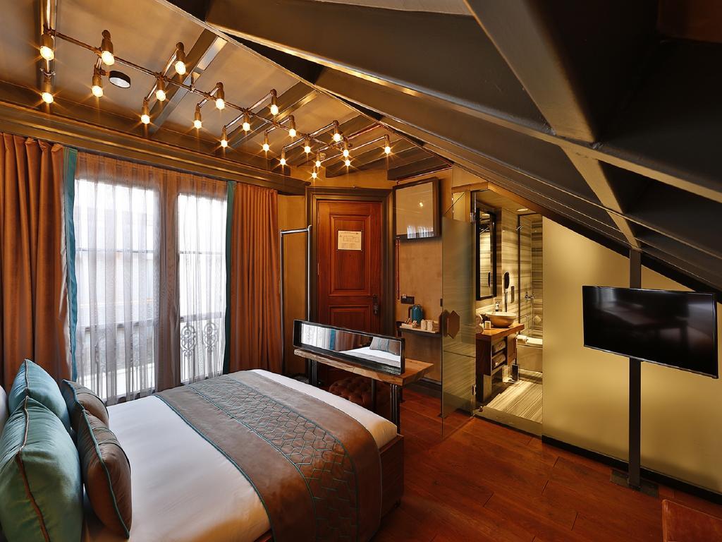 اتاق های هتل sanat استانبول