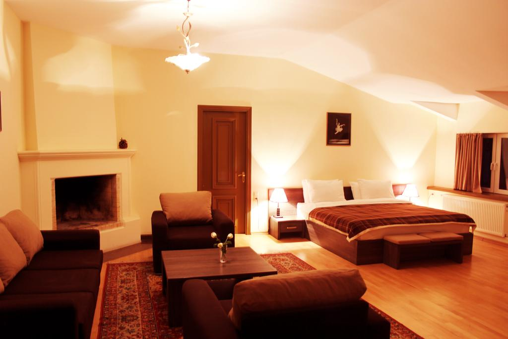 اتاق های هتل central گرجستان