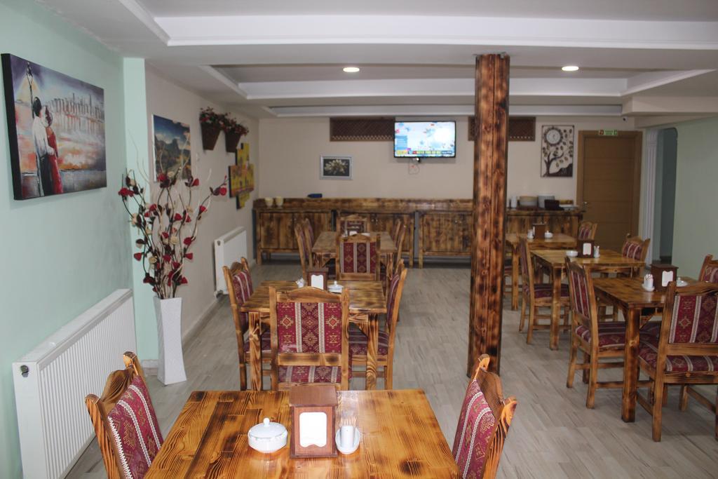 رستوران ها و امکانات رفاهی هتل reydel استانبول