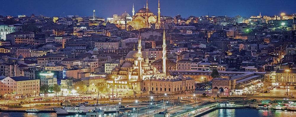 نقشه تراموا استانبول