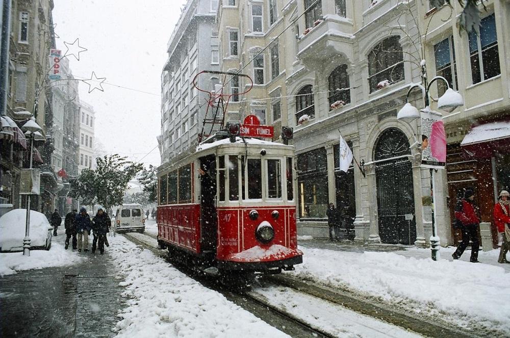 تراموا استانبول