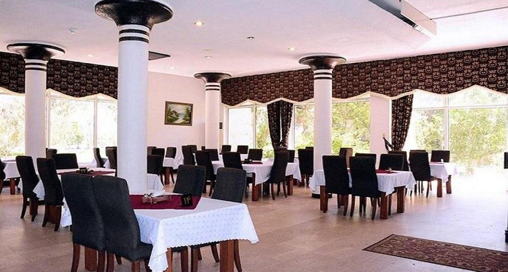 رستوران ها و امکانات رفاهی هتل لوتوس کیش