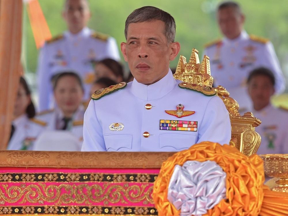 احترام به خاندان سلطنتی تایلند