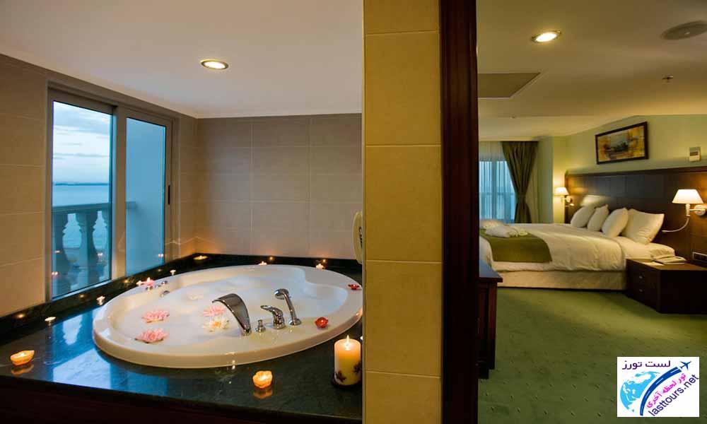 لوکس ترین هتل های آنتالیا