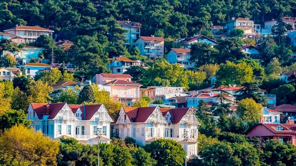تاریخچه جزیره بیوک آدا استانبول