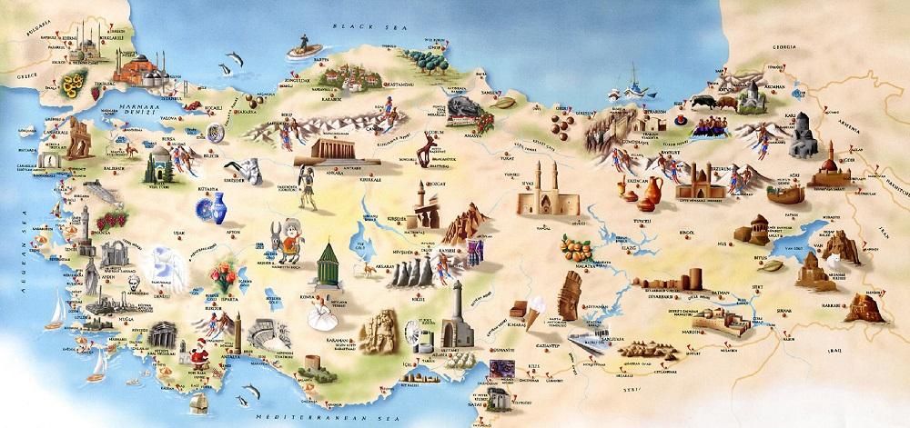 منطقه های مهم استانبول که باید بشناسید
