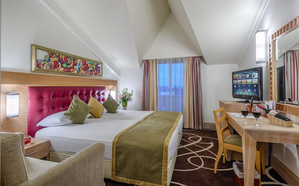 اتاق های هتل آلوادونا بلک آنتالیا