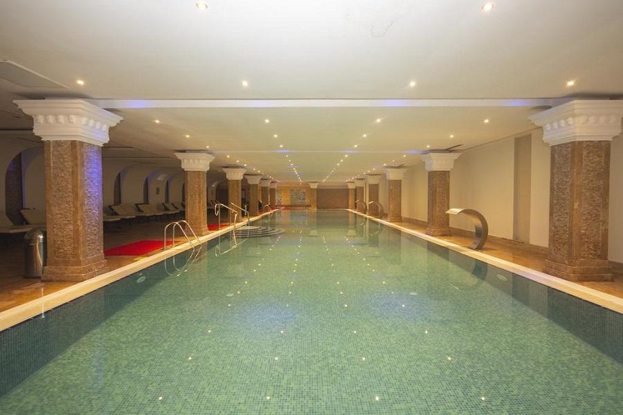 امکانات رفاهی و سرگرم کننده هتل اورنج کانتی کمر آنتالیا