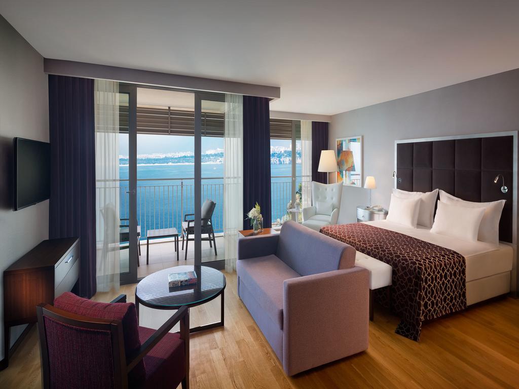 اتاق های هتل آکرا لارا آنتالیا