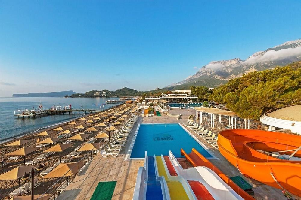 هتل مجستی کلاب لامر آرت آنتالیا