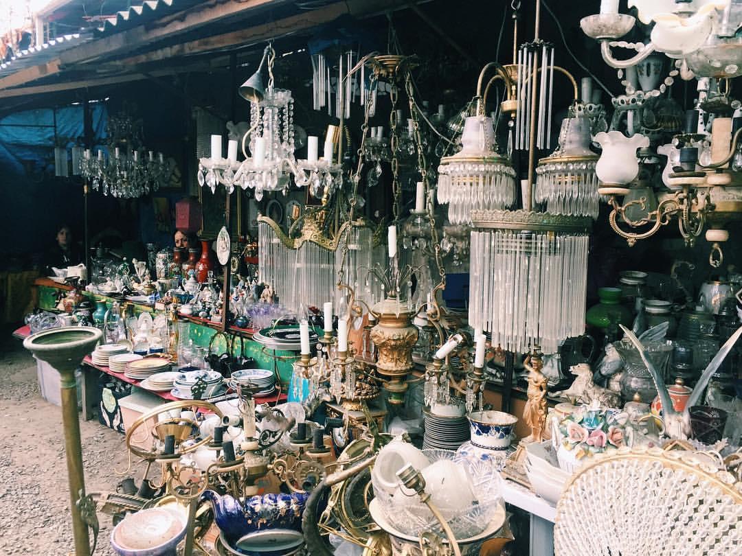 تاریخچه بازار مشرالی خیدی تفلیس گرجستان