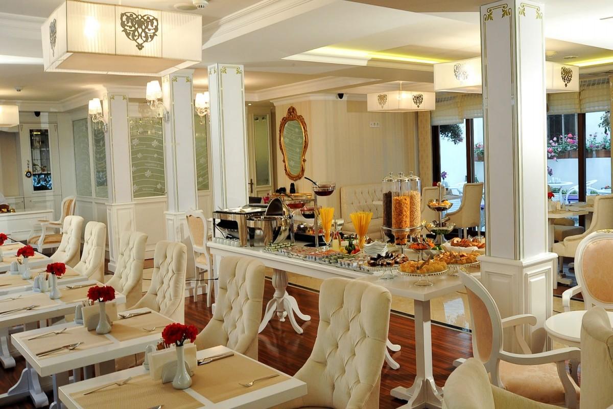 هتل آلبیناس استانبول