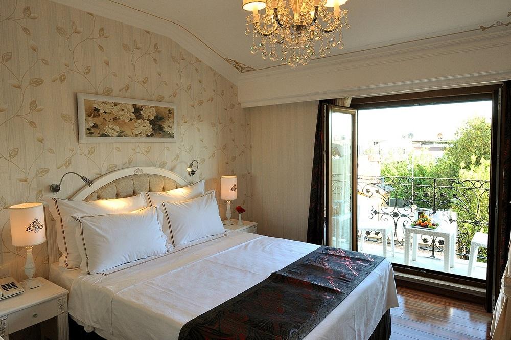 اتاق های هتل آلبیناس استانبول